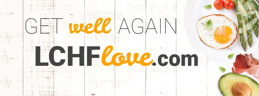 LCHFLove.com Webpage
